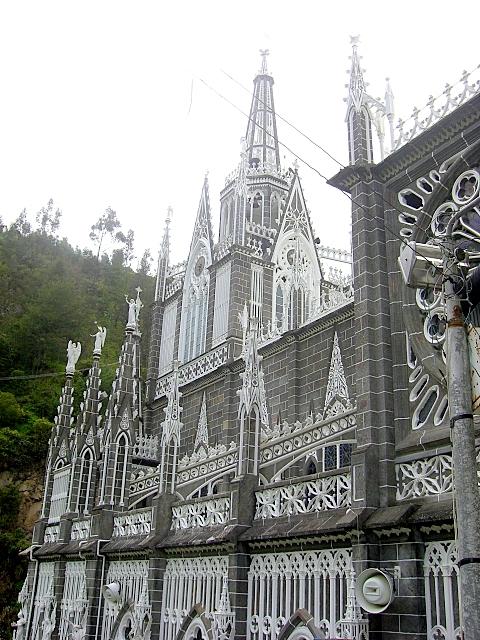 Кафедральный собор Лас-Лахас в Колумбии 53603