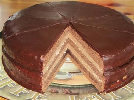 Рецепты тортов прибалтики фото их