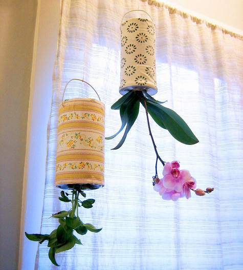 Для дома посадить цветы вверх корнями