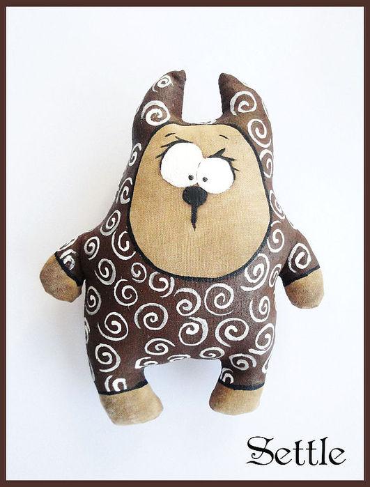 кофейная игрушка мартовский котик (2) (531x700, 68Kb)
