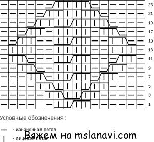 мужской-пуловер-схемы-ромб-300x277 (300x277, 46Kb)