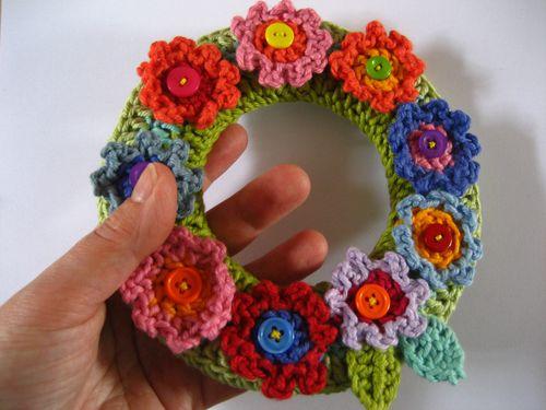 связать крючком цветы(500x375, 33Kb)