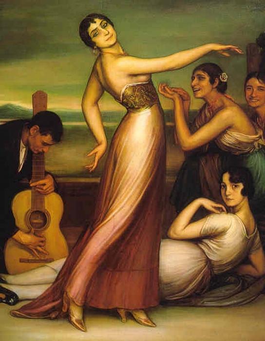 Julio Romero de Torres . 1874 - 1930 (544x700, 248Kb)