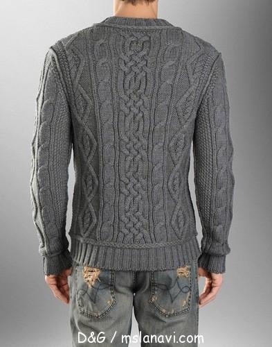 мужские-пуловеры-спицами-1 (393x500, 63Kb)