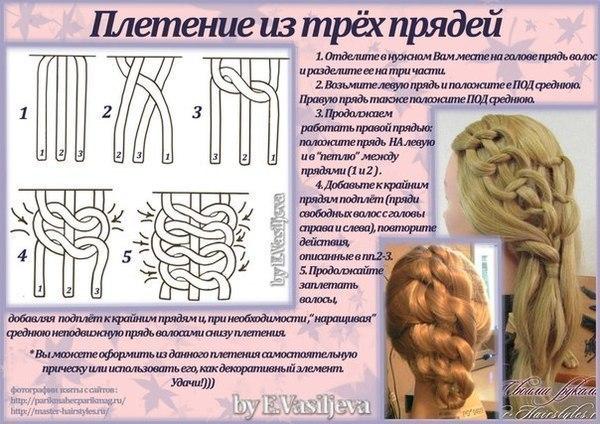 """Часть 21 - Коса из """"пузырьков"""""""