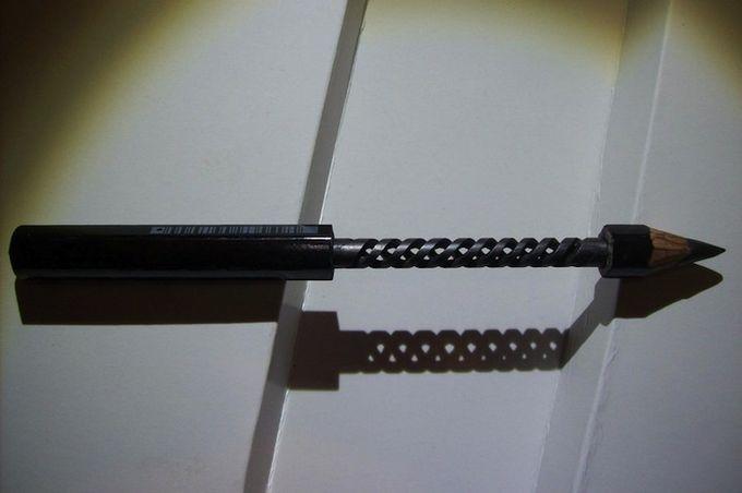 миниатюры из карандашного грифеля фото 11 (680x452, 28Kb)
