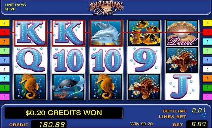 играть в дельфина в казино