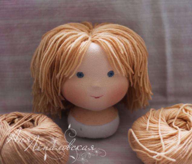 Вальдорфские куклы видео