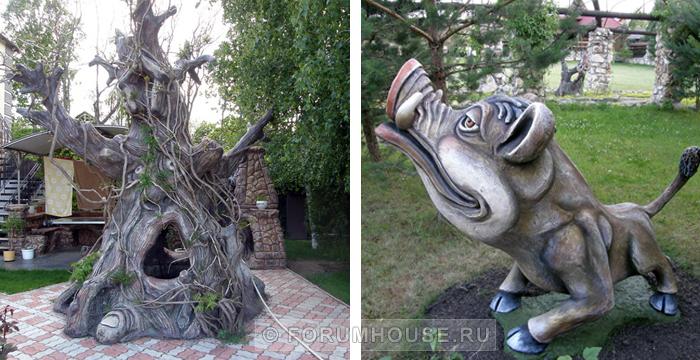 Из чего сделать скульптуру своими руками