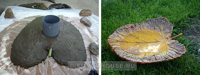 Скульптуры из бетона своими руками мастер класс - Ubolussur.ru
