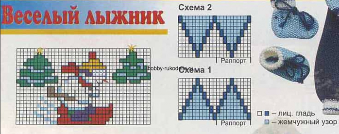 4071332_komplektsmotivomotvazhnyjsnegovikbashmachkikoftashtanyshapka2 (700x276, 158Kb)