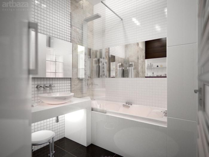 ванная комната плитка фото маленькая