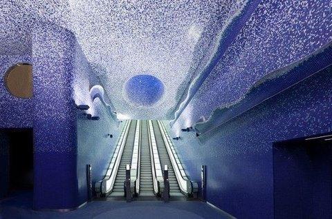 Станция метро Толедо в Неаполе (480x318, 51Kb)