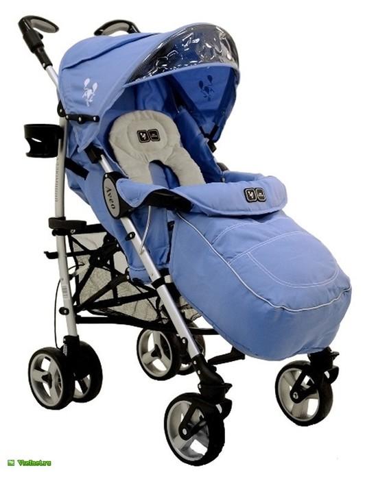 Коляска прогулочная ABC Design Aveo (ABC Design) Blue (548x700, 71Kb)