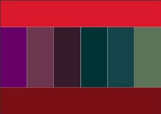 Цвет темно-красный фото