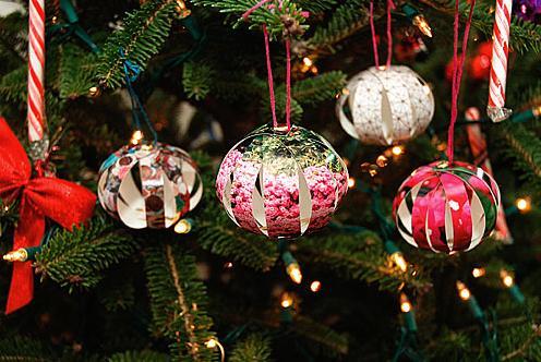 Рождественские светильники своими руками