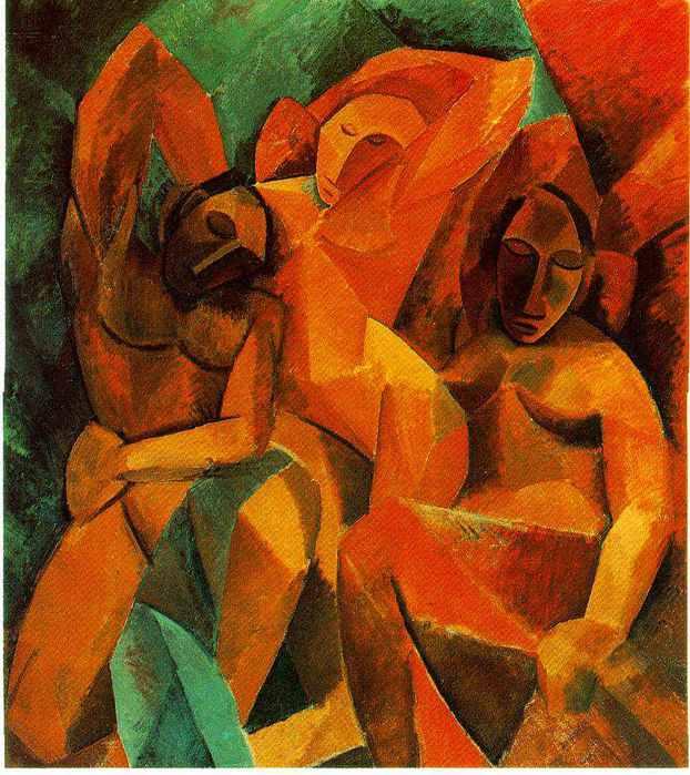 пикассо-три бабы (622x700, 58Kb)