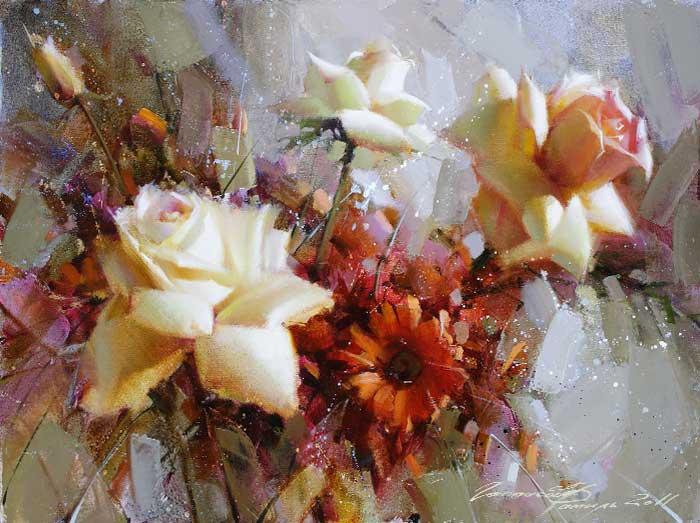 Композиция с розами (700x523, 60Kb)