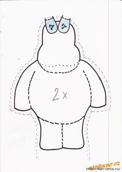 детский коврик бегемотик (5) (428x600, 58Kb)