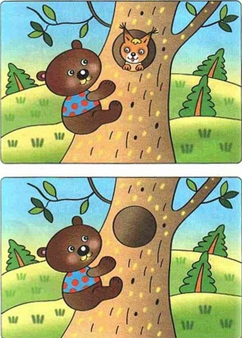 картинки для детей найди отличия (2) (487x680, 897Kb)