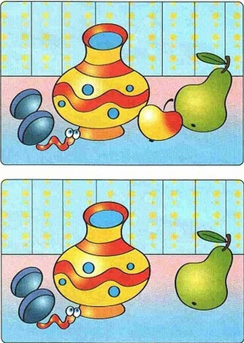 картинки для детей найди отличия (9) (488x686, 849Kb)