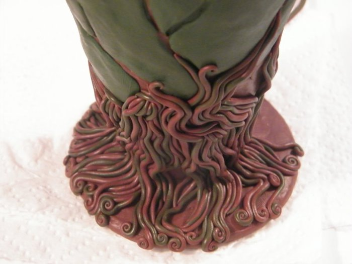 декор вазы полимерной глиной (21) (700x525, 48Kb)