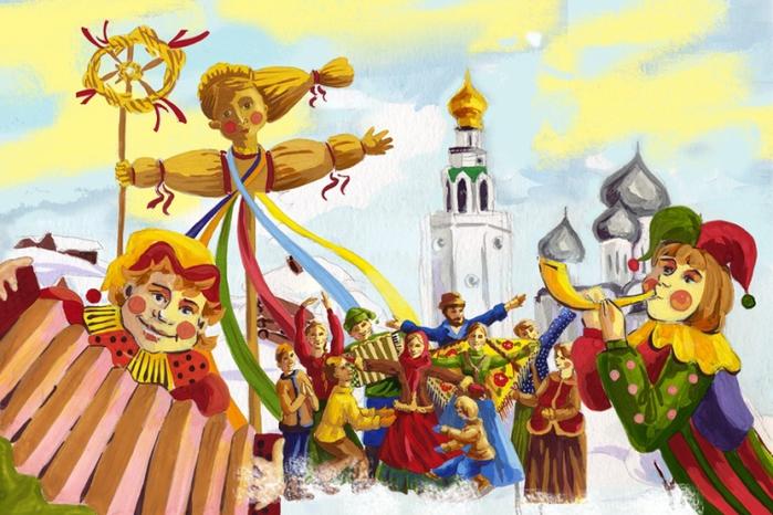 Масленица - история и традиции празднования на Руси