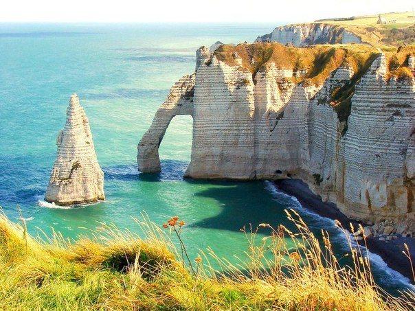 Нормандия, Франция (604x453, 93Kb)