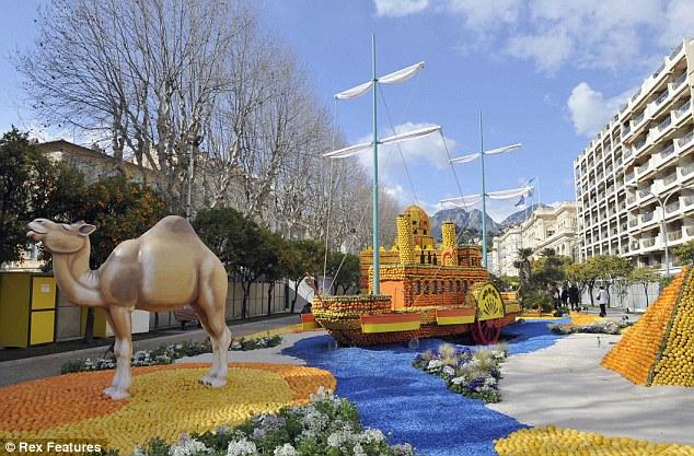 фестиваль лимонов в ментоне фото 13 (634x417, 114Kb)