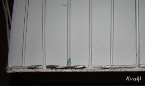 плетение из газет как крутить трубочки (13) (500x297, 73Kb)