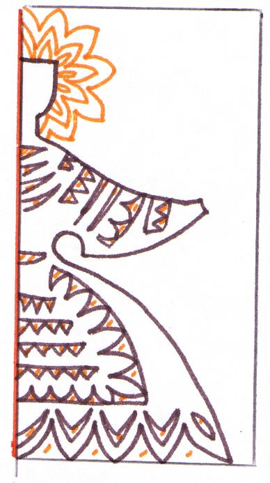 схемы-шаблоны для вырезания