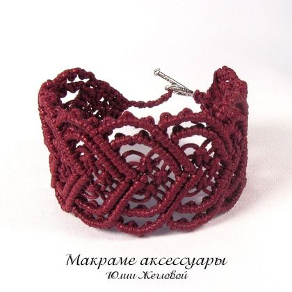 Макраме Юлии Жегловой