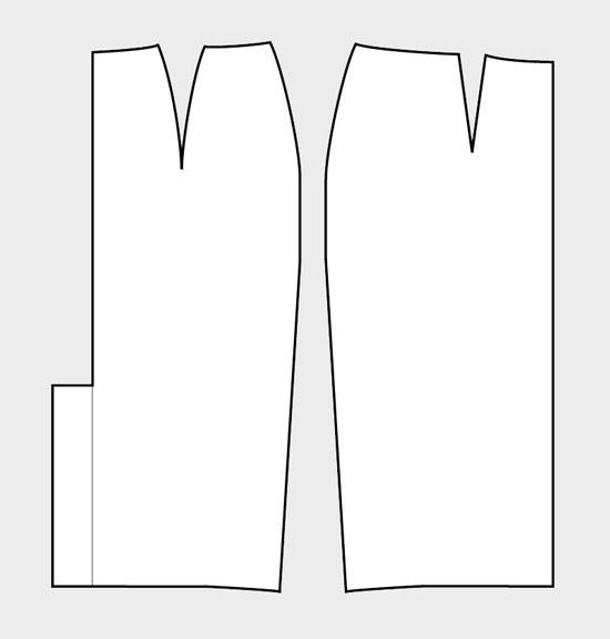 широкая юбка с чем носить обувь