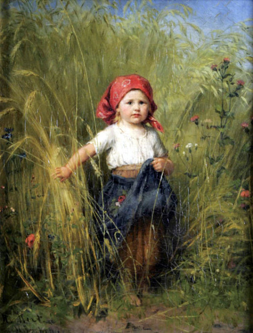 the-little-peasant-girl (500x658, 117Kb)