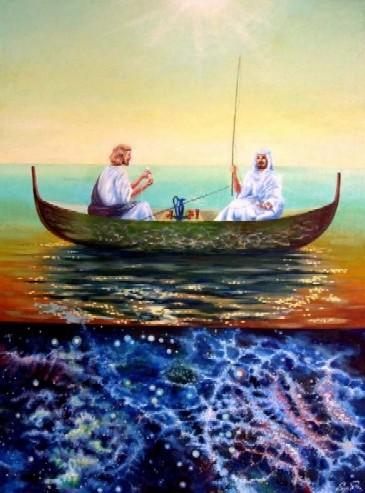 ученики рыбаки