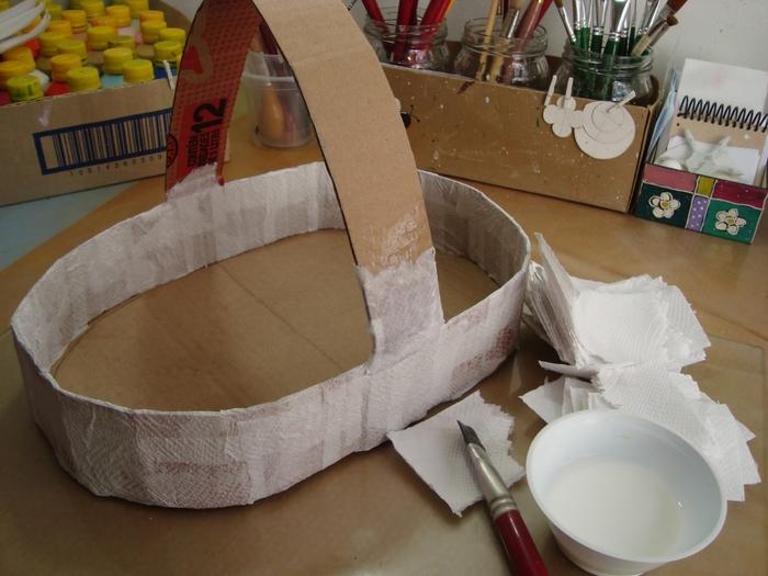 пасхальная корзинка из бумаги (3) (700x525, 245Kb)