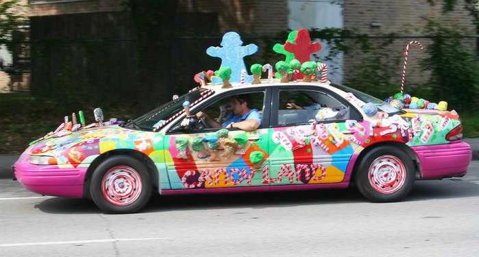 смешной автомобиль фото 4 (700x376, 36Kb)
