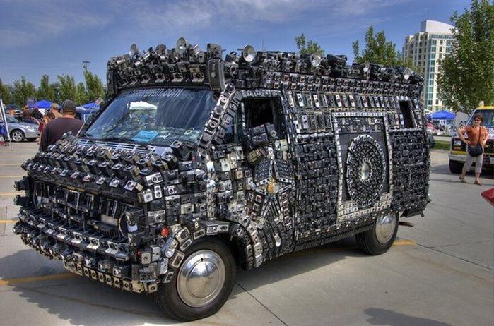 смешной автомобиль фото 6 (700x462, 277Kb)