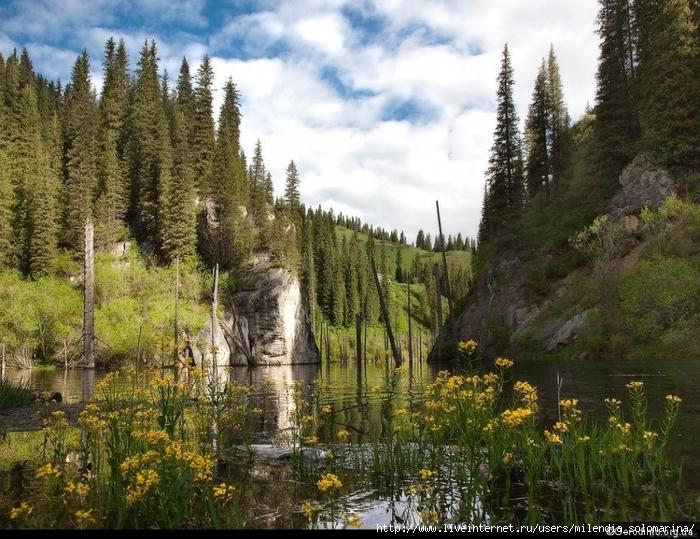 Знаменитая природа казахстана картинки