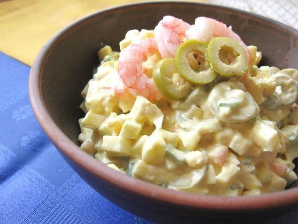 Яичный салат (600x450, 47Kb)