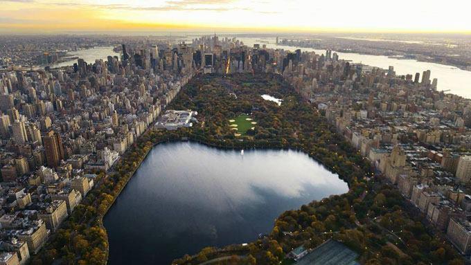 Центральный парк, Нью-Йорк (680x383, 51Kb)