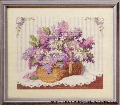 86977798_large_ASN3680_Country_Bouquets___Lilac_Basket (406x356, 74Kb)