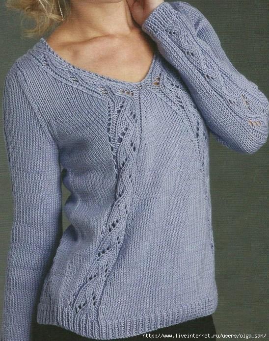 精致的插入式毛衣 - maomao - 我随心动