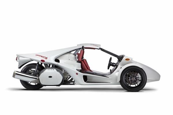 Трехколесный T-REX 16S от Campagna Motors
