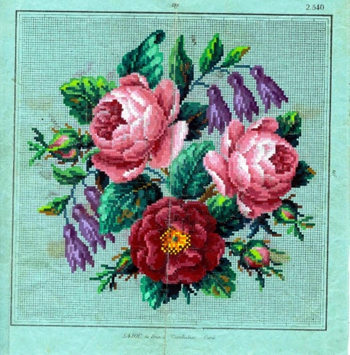 bouquet (689x700, 407Kb)