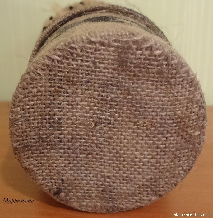 топиарий из мешковины и яичных лотков (28) (685x700, 363Kb)