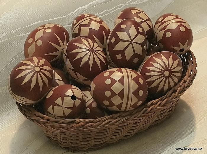 стильные пасхальные яйца (1) (700x522, 752Kb)