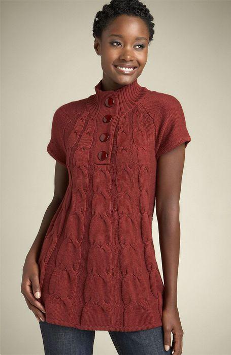 Туника-платье Mac & Jac