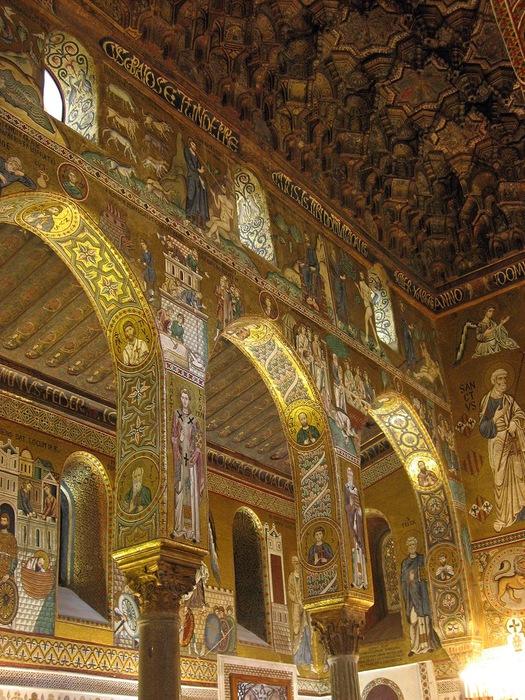 Фрагмент потолка (525x700, 200Kb)