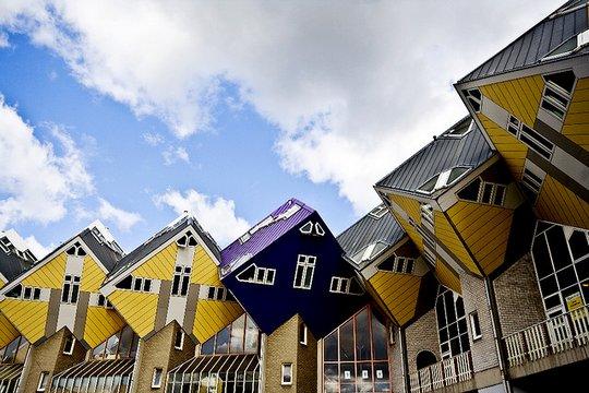 2. Кубические дома. Роттердам, Нидерланды (540x360, 57Kb)
